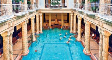 Luksus og lave priser i Budapest