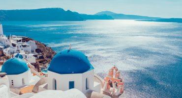Øhop i det græske øhav