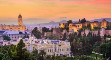 Oplev hele Malaga på to hjul