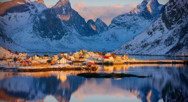 Populære rejsemål i Skandinavien