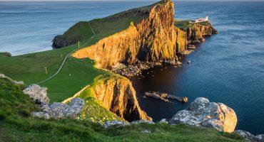 Fem ubeskriveligt smukke steder i Europa