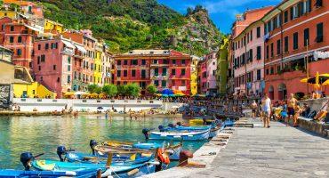 Forelsk dig i Cinque Terre