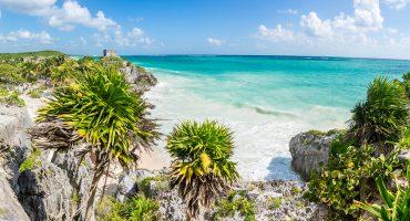 Tre paradiser i Mexico