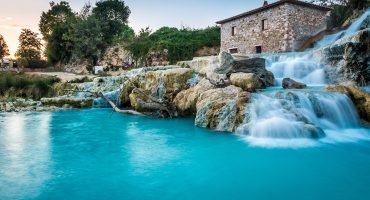 6 varme kilder i Europa som perfekt kurbad